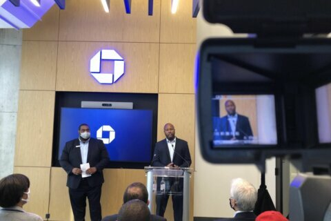 More than just a bank, Chase branch in Southeast DC also serves as community center