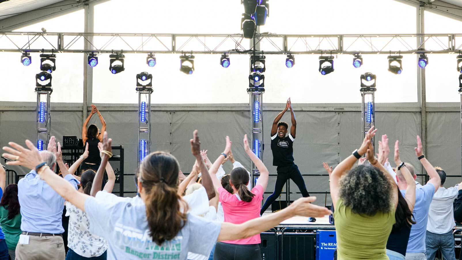 Kennedy Center celebrates National Dance Day with three-day festival