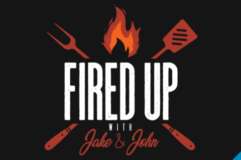 VIDEO: Behind the scenes of Fired Up with Jake and John