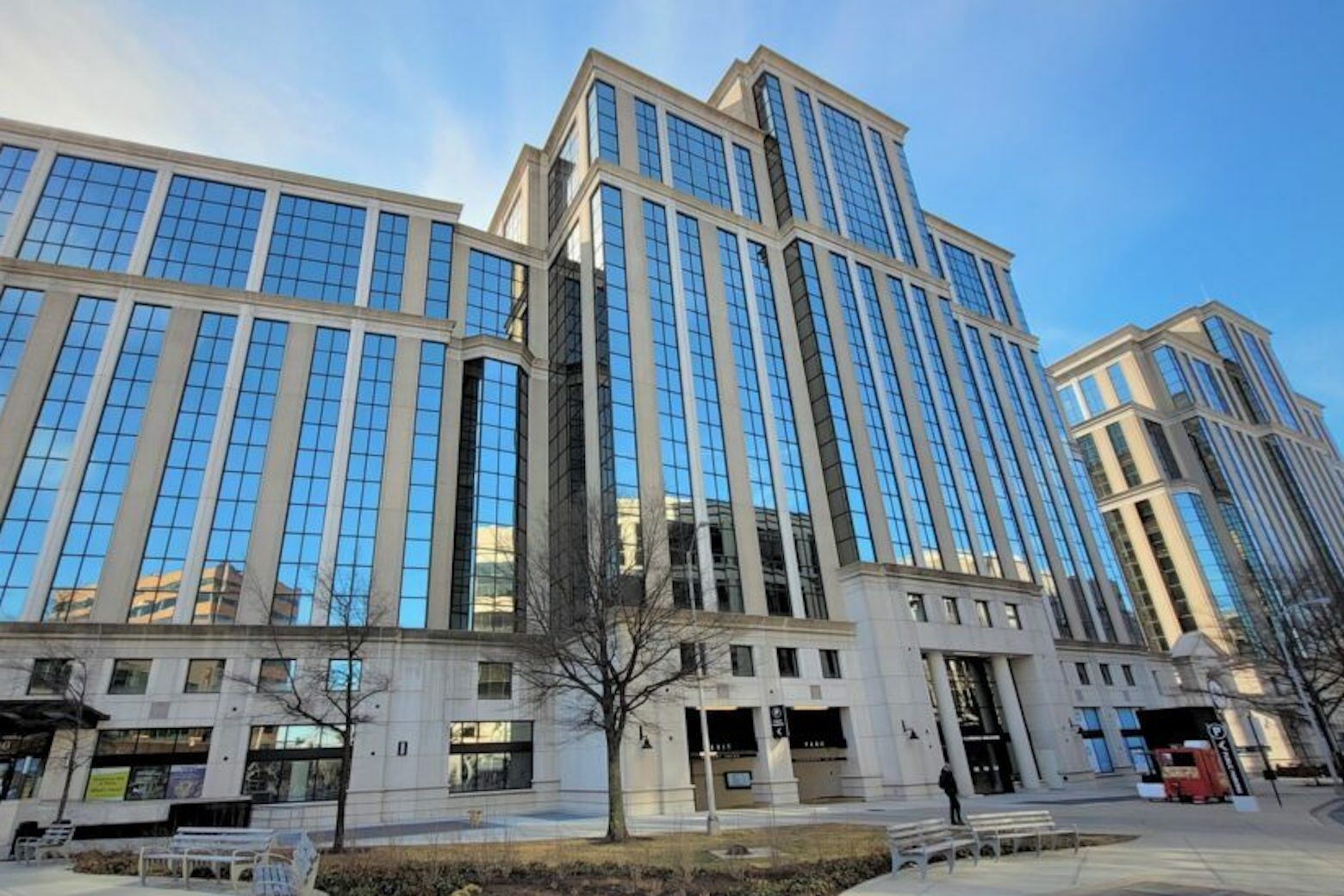 Arlington begins $4.8M county headquarters renovation