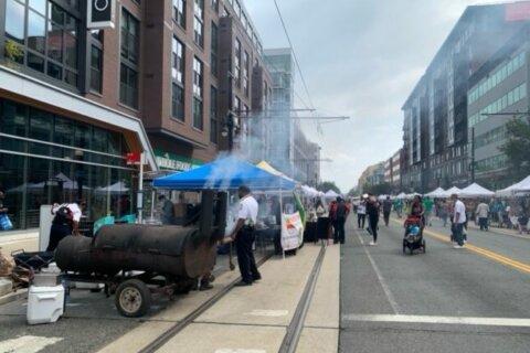 H Street Festival returns to DC's Northeast neighborhood
