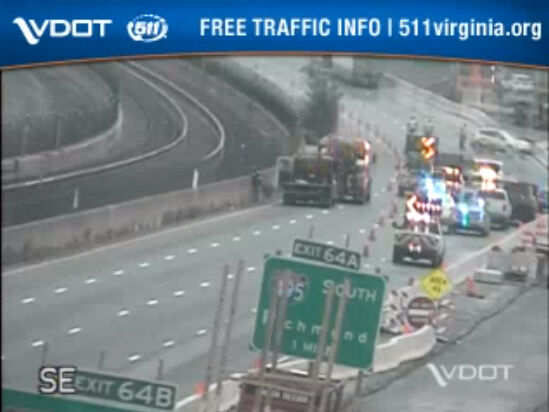 Police identify 3 who died in I-66 crash, including 2 young girls