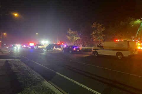 Man dead following Lanham house fire