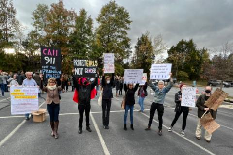 Loudoun Co. school board receiving violent threats, school says