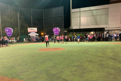 Congressional Women's Softball Game raises record amount for breast cancer awareness