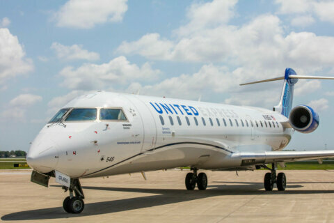 United Airlines ramps up flight service to NJ, NY from DC-area