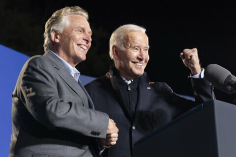 Biden easily won Virginia. Why is McAuliffe struggling?