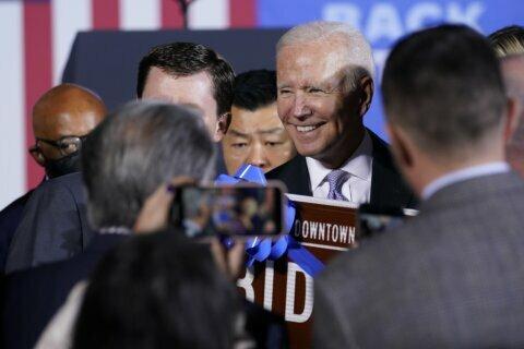 White House, Dems hurriedly reworking $2 trillion Biden plan
