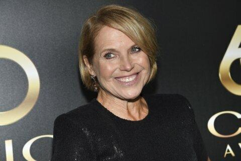 In memoir, Katie Couric writes of feeling betrayed by Lauer