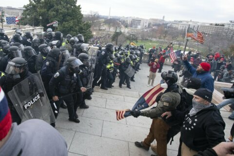 Kentuckians get probation in connection with Capitol riots