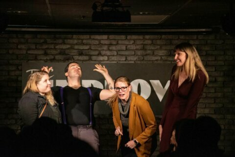 Bad Medicine comedy troupe cracks up DC Improv with sketch comedy, workshops