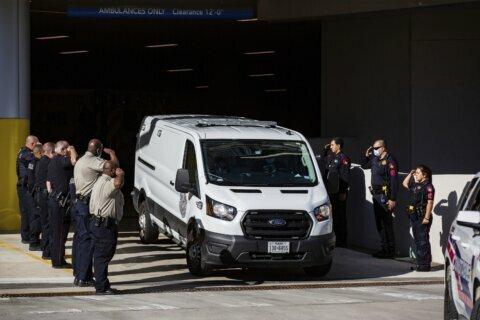Police: 1 deputy killed, 2 wounded in ambush at Houston bar