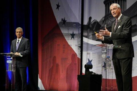 New Jersey governor race tests Murphy's progressive politics