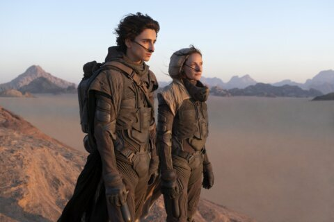 Review: Denis Villeneuve's doom-laden, dynamite 'Dune'