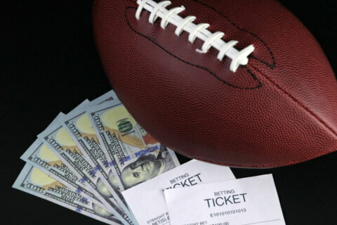 Sports betting moving slowly in Maryland, despite Hogan's urging