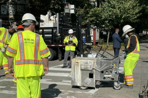 DC makes roadway changes as part of fall safety campaign to protect pedestrians, bicyclists