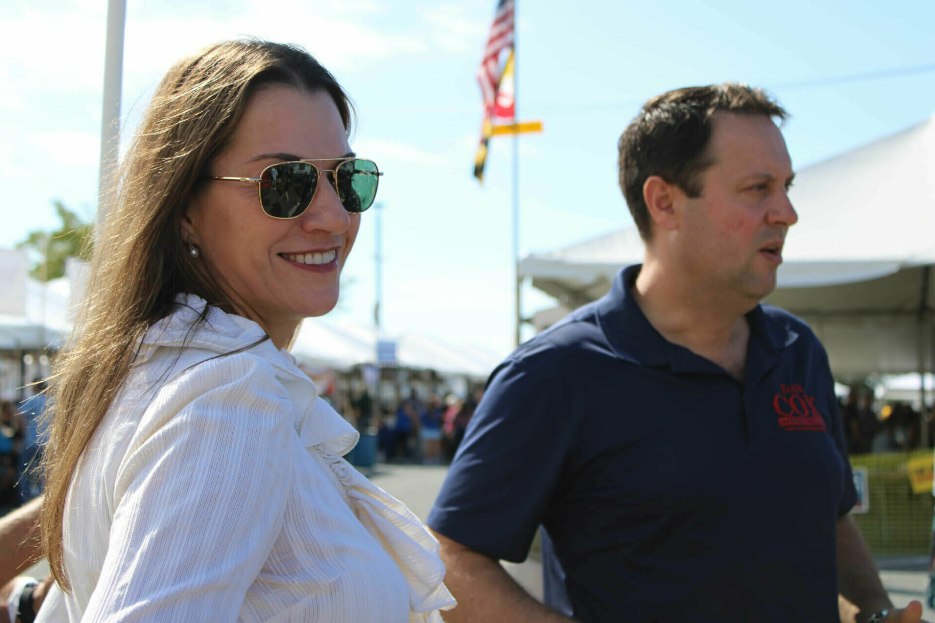 Hot crabs, hot politics but cooler weather as politicos gather on Eastern  Shore | WTOP