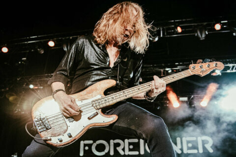 Foreigner ready to rock MECU Pavilion