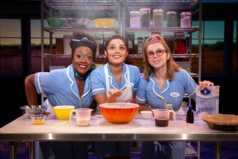 'Waitress' kicks off Broadway musical series at new Capital One Hall in Tysons, Virginia