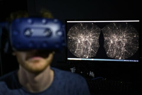 EXPLAINER: What the metaverse is and how it will work