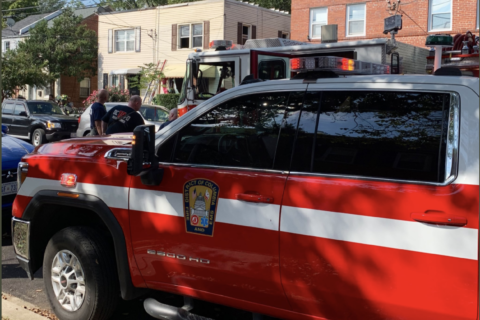 1 in critical condition, 3 displaced following fire in Southeast