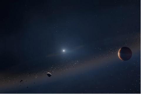 Giant planet discovered orbiting dead star may be a glimpse into our solar system's future