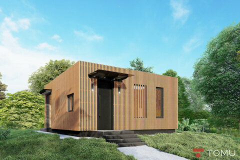 DC startup building small, prefab homes for under $100,000