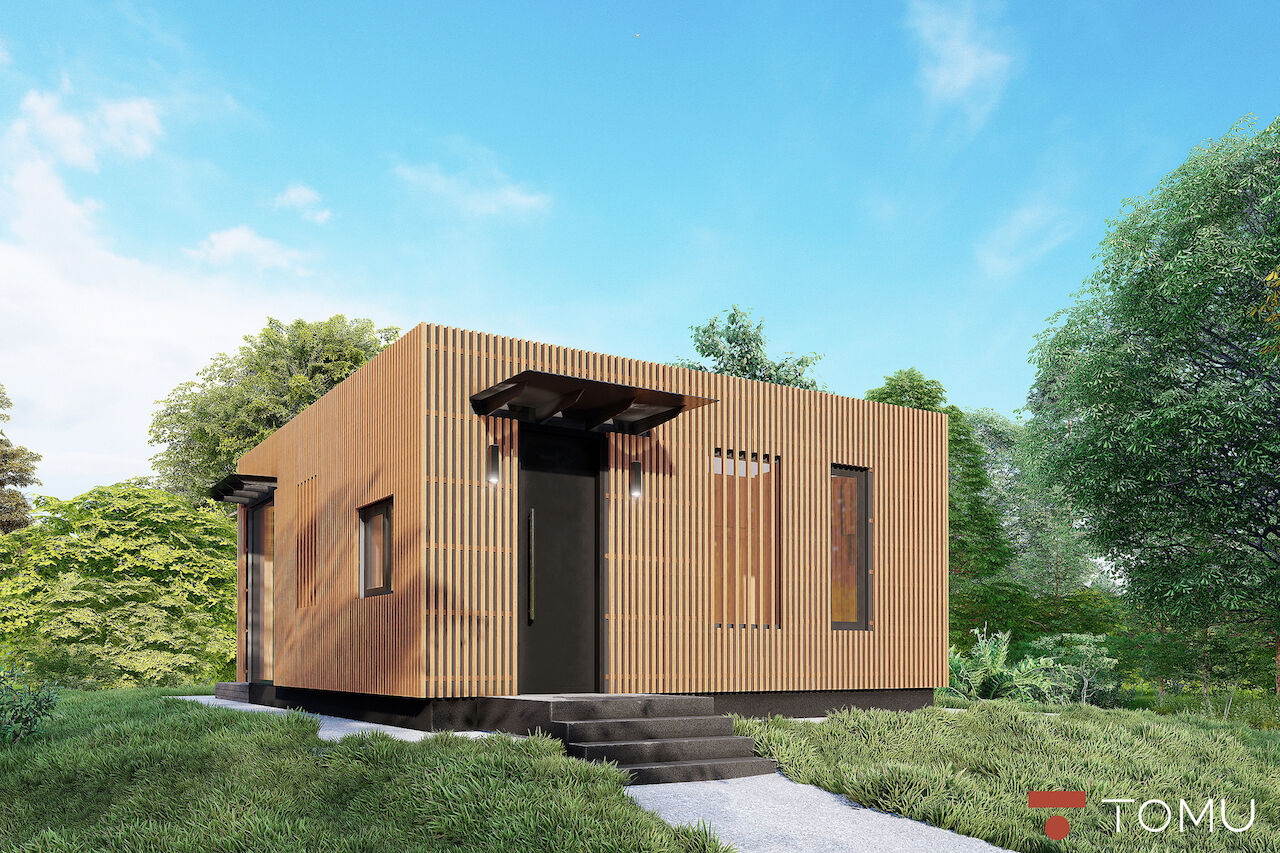 DC startup building small, prefab homes for under $100,000 | WTOP