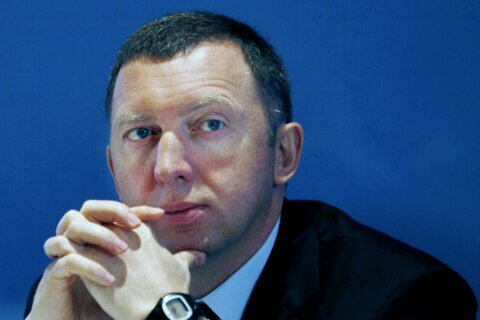 FBI at Russian oligarch's homes for 'law enforcement' action