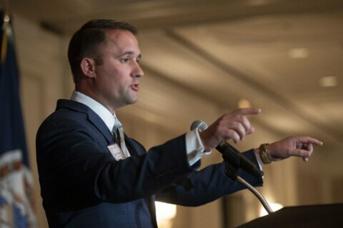Virginia attorney general candidate Jason Miyares on crime, vaccines and more