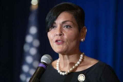 For Hala Ayala, Va.'s lieutenant governor seat would be a chance 'to continue that service'
