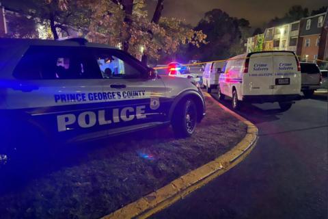 Man killed in Landover shooting