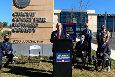 Md. lawmakers propose bill to fund local witness protection programs