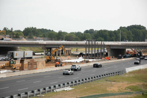 New I-66 express lanes on schedule to open in December 2022
