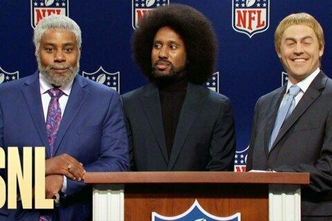 'SNL' tackles NFL's Jon Gruden email scandal