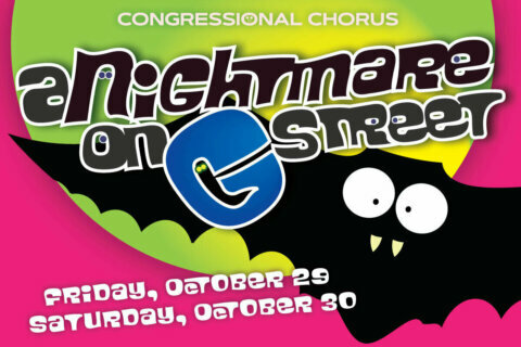 Congressional Chorus hosts Halloween concert 'A Nightmare on G Street'