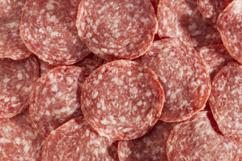 Salami sticks spur salmonella outbreak across 8 states, including Virginia