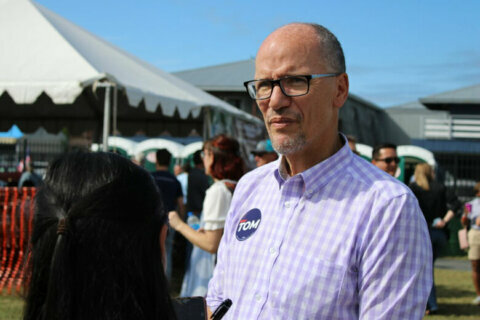 AFSCME, largest employee union in state government, endorses Perez for Md. governor
